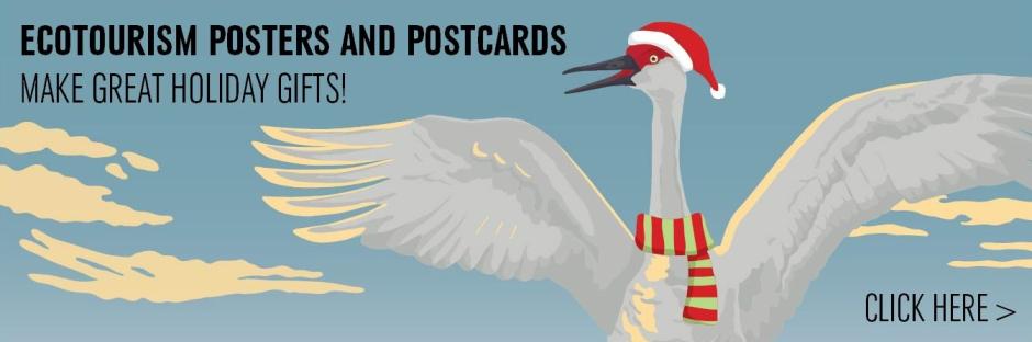Crane Christmas